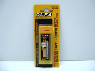Lames pour couteau tout usage Olfa