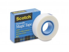 Scotch 811 Removable Adhesive Tape