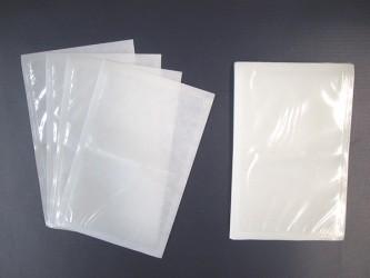 Pochettes Date de retour autocollantes transparentes