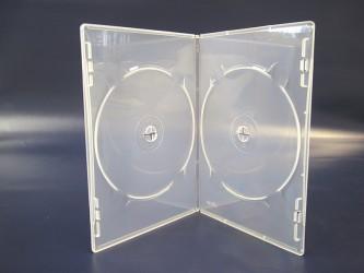 Boîtier DVD double mince