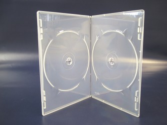 Double Thin DVD Case