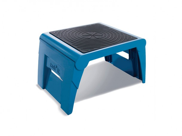 Cramer 1up Folding Step Stool Biblio Rpl Lt 233 E