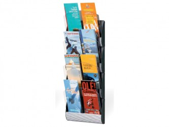 4-Pocket Brochure Rack