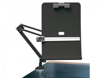 Porte-copie ergonomique avec bras