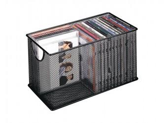 Wire Mesh CD/DVD Tub
