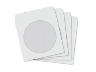 Pochette en papier pour disques