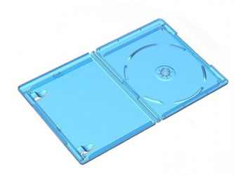 Single Blu-Ray Case