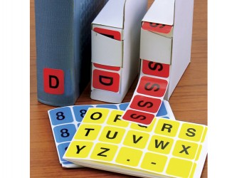 Alphabetic and Numeric Labels