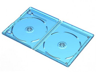 Double Blu-Ray Case