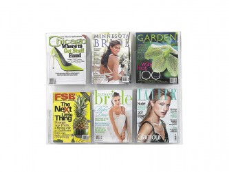 Clear2c Magazine Display