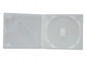 Single CD Case - Red Tag System