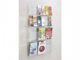 Reveal Magazine and Pamphlet Display