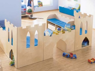 Gressco HABA Book Castle Reading Zone