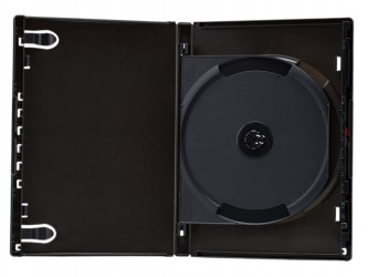 Double DVD Case - One Time System
