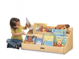 "Présentoir pour livres ""Tiny Tots Pick-a-Book"" de Jonti-Craft"
