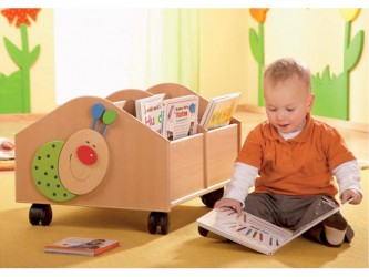 HABA Book Chest