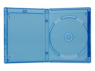 Single Blu-Ray Case - One Time System