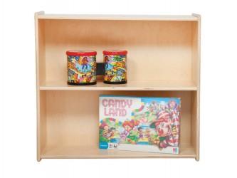 Wood Designs Children's Bookshelves
