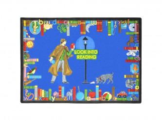 Joy Carpets Look Into Reading Carpet