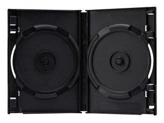 Double DVD Case - Zenith System