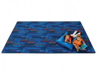 "Tapis de lecture pour enfants ""Read to Dream"" de Carpets For Kids"