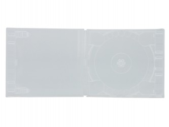 Single CD Case - Zenith System