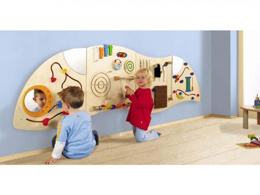 Haba Learning And Sensory Activity Wall Dip A Biblio