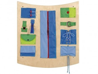 Gressco Haba Learning and Sensory Activity Wall - Dip B