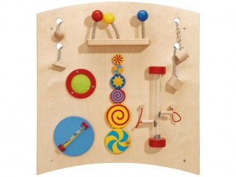 Haba Learning and Sensory Activity Wall - Curve B