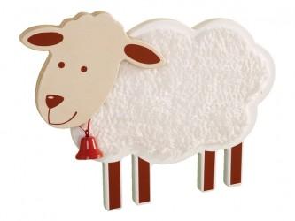 Décoration murale interactive HABA de Gressco - Mouton