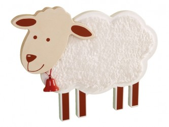 HABA Wooden Play Wall Decoration - Sheep