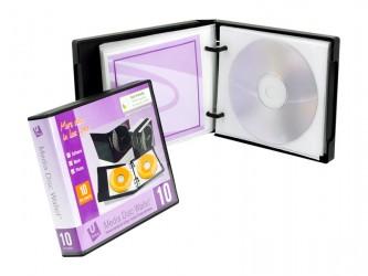 Albums à anneaux Unikeep pour disques